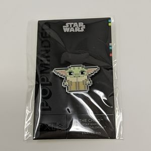 SDCC 2020 Hallmark Mandalorian The Child Pin